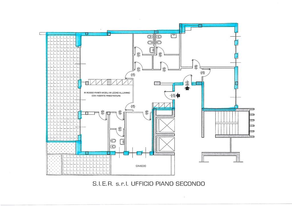 Saronno italia ufficio agenzia immobiliare saronno for Piani di 20x30 posti auto coperti